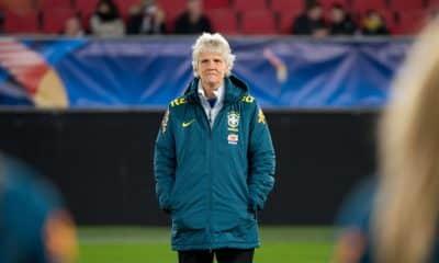 Pia Sundhage seleção brasileira de futebol feminino Campeonato Brasileiro de futebol feminina