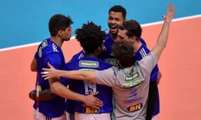 Sada Cruzeiro Caramuru Superliga ao vivo vôlei