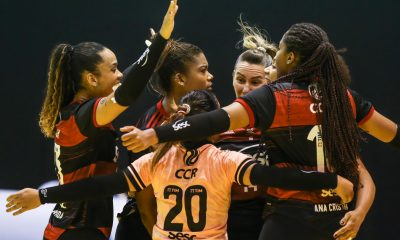 Sesc RJ Flamengo vôlei feminino superliga adiamento Covid-19