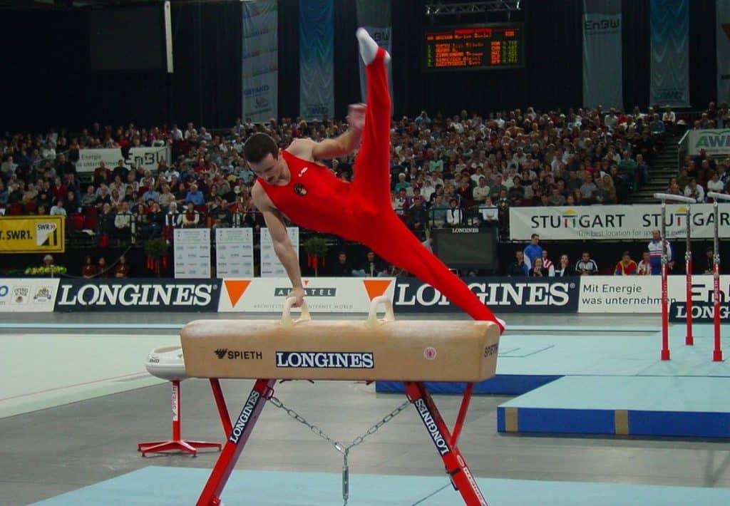 Marius Urzica história do cavalo com alças nos jogos olímpicos