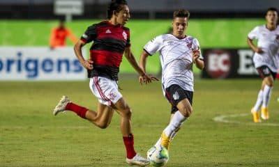Flamengo x Athletico Campeonato Brasileiro Sub-17 ao vivo futebol masculino base