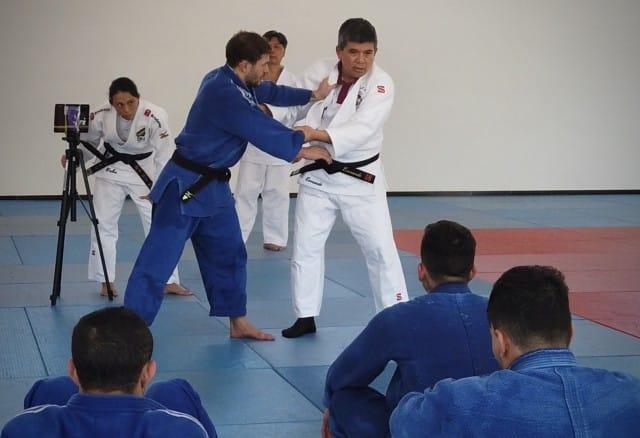 Judô seleção brasileira de judô