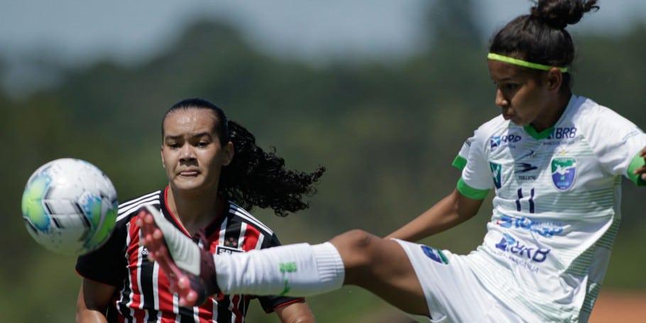 Minas Brasília - São Paulo - Brasileiro Feminino Sub-16