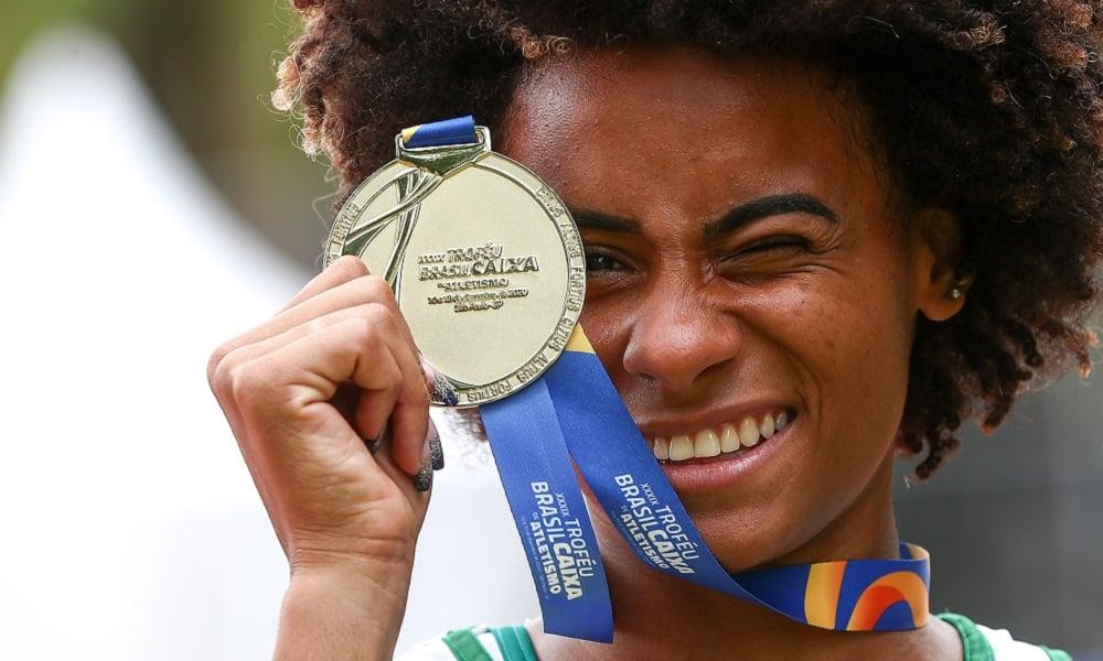 Tiffany Marinho, campeã dos 400 m