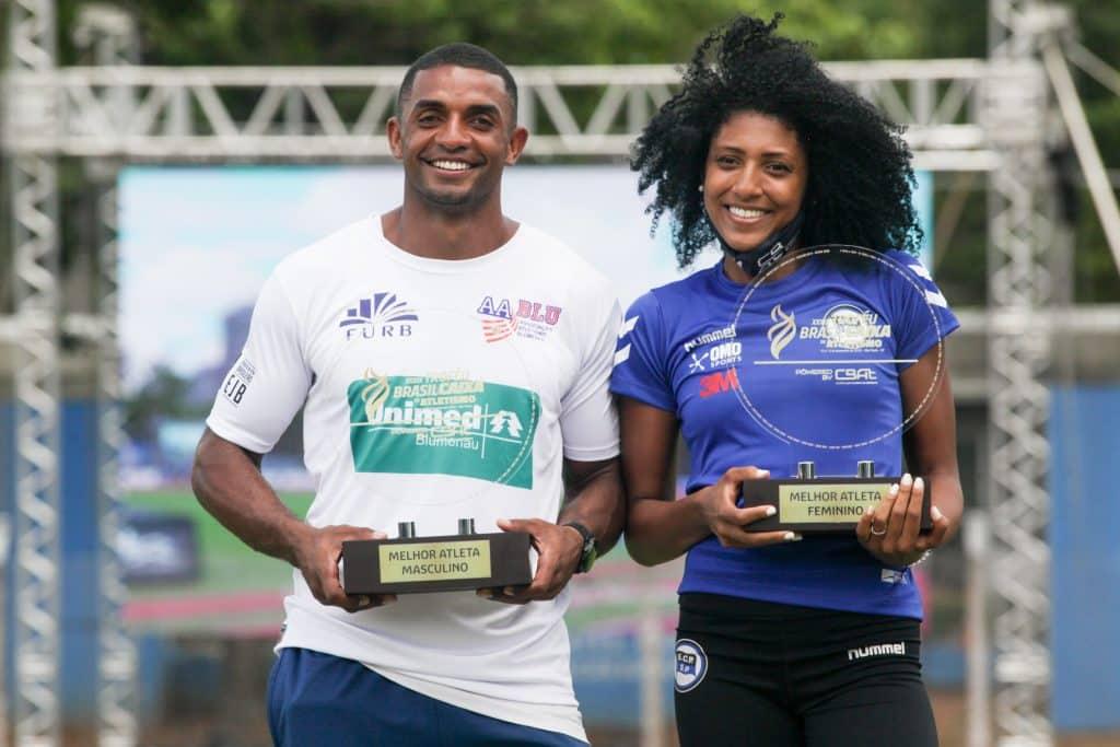 Troféu Brasil de atletismo - Pinheiros