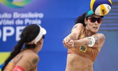 Agatha e Duda - Circuito Brasileiro de vôlei de praia