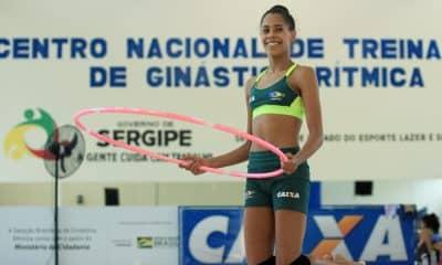 Ana Luísa Passos - Ginástica Rítmica