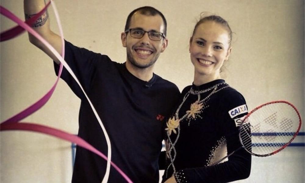 Angélica Kvieczynski e Daniel Paiola