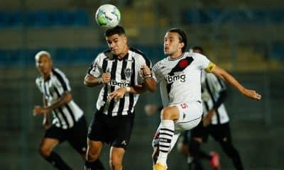 Vasco e Atlético-MG - Semifinal da Copa do Brasil Sub-20