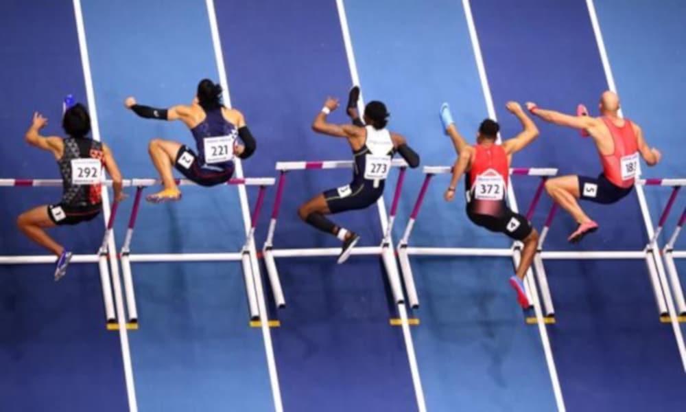 O último Mundial de Atletismo Indoor aconteceu em Birmingham, na Inglaterra, em 2018 (World Athletics/Divulgação)