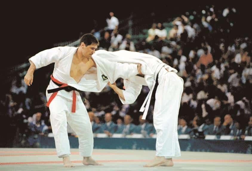 Aurélio Miguel judô jogos olímpicos