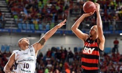 Bauru e Flamengo - NBB
