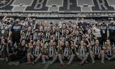 Botafogo Ceará Brasileiro Feminino quartas de final