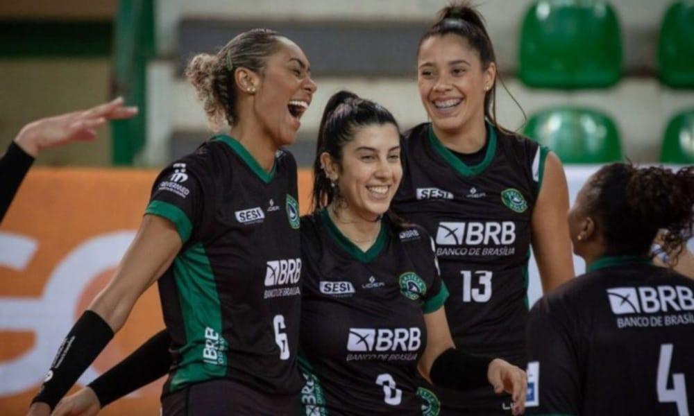 Brasília x Fluminense - Superliga Feminina