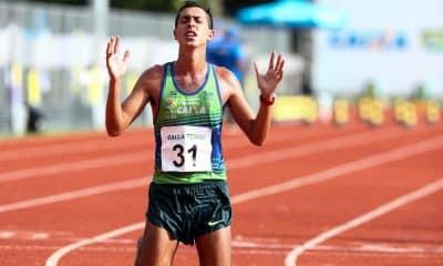 Caio Bonfim será o representante da marcha atlétitca dos Jogos Olímpicos de Tóquio 2020