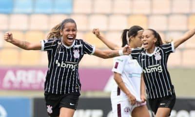 Corinthians - Ferroviária - Paulista Feminino
