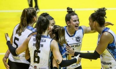 Curitiba x Pinhais - Superliga feminina
