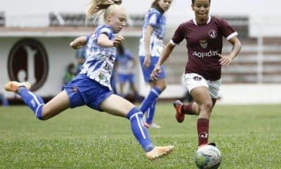 Napoli x Juventus - Brasileiro feminino A2