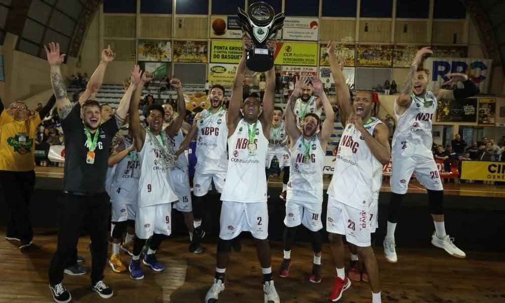 Brasileiro de basquete masculino 2021