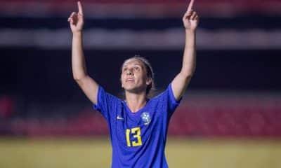 Júlia Bianchi seleção