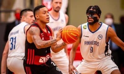 Flamengo pinheiros NBB