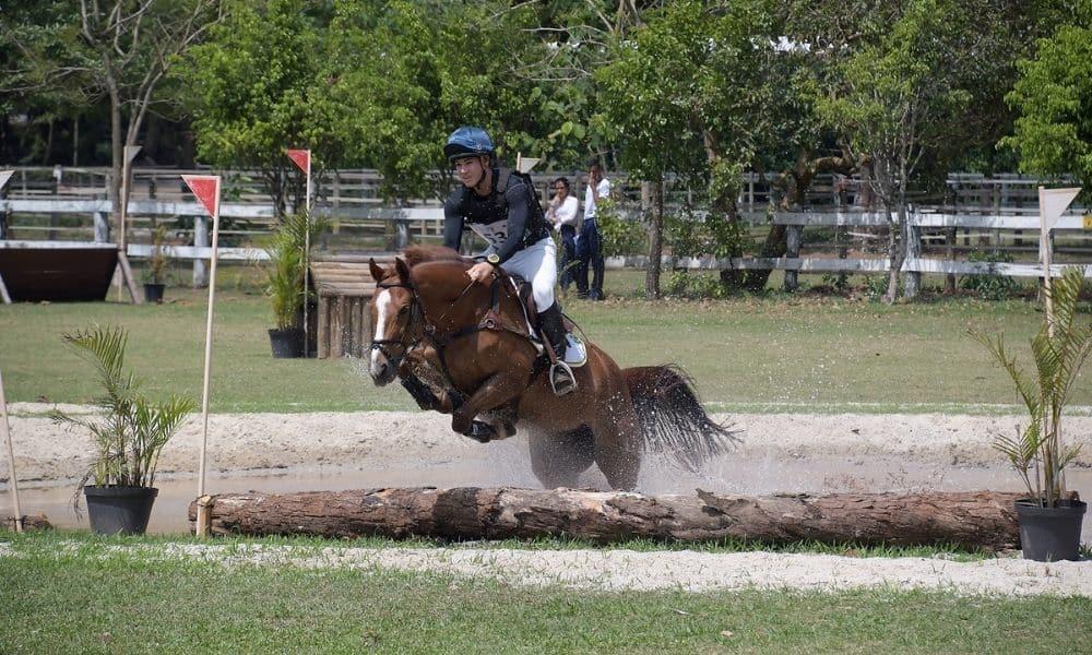 Lucca Martins Pereira Lima cce concurso completo de equitação santo amaro