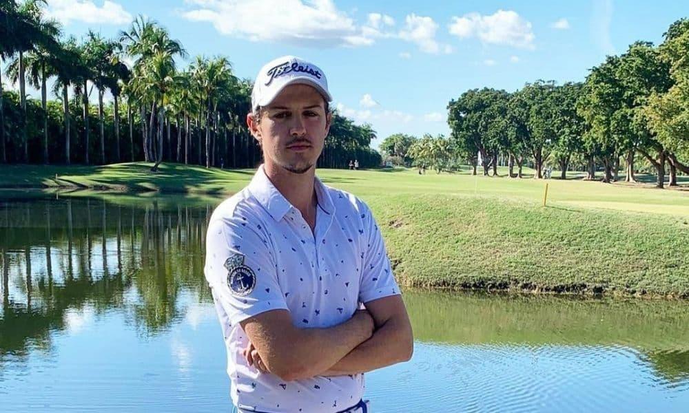 rafael becker Alexandre Rocha  terminou o dia entre os 10 melhores no Puerto Plata Open (República Dominicana), torneio que integra o PGA Tour Latino America