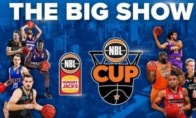 National Basketball League nbl cup austrália melbourne