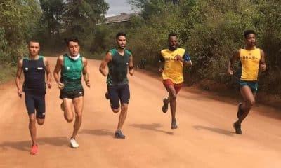Seleção brasileira de atletismo