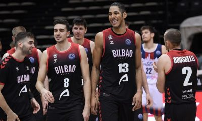 Felipe dos Anjos ajuda o Bilbao a vencer a primeira na Champions League de Basquete Europeu