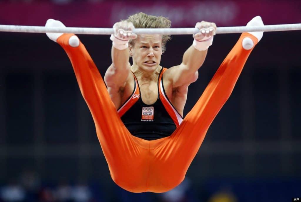Epke Zonderland barra fixa jogos olímpicos tóquio 2020