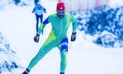 Equipe de Ski Cross Country inicia a temporada de inverno Steve Hiestand