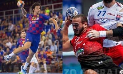 FInal FOur CHampions League Thiagus Petrus Rogério Moraes Haniel Langaro