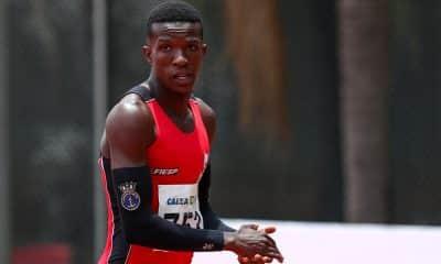 Felipe Bardi - Brasileiro Sub-23 de atletismo