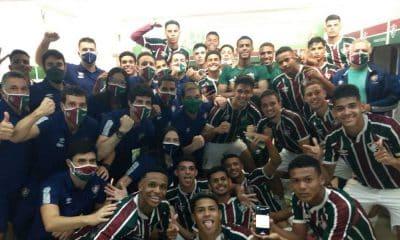 Fluminense e Athletico Paranaense Brasileiro Sub-17