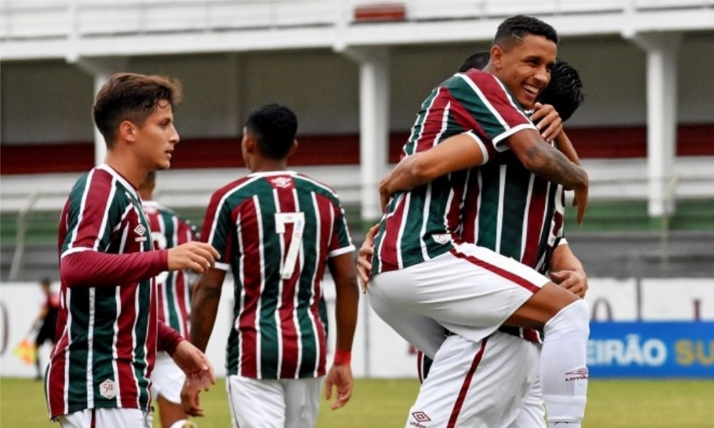 Brasileiro de Aspirantes - Fluminense - Corinthians