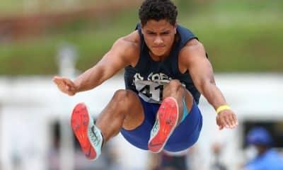 Gabriel Boza Campeonato Brasileiro Sub-23 de Atletismo
