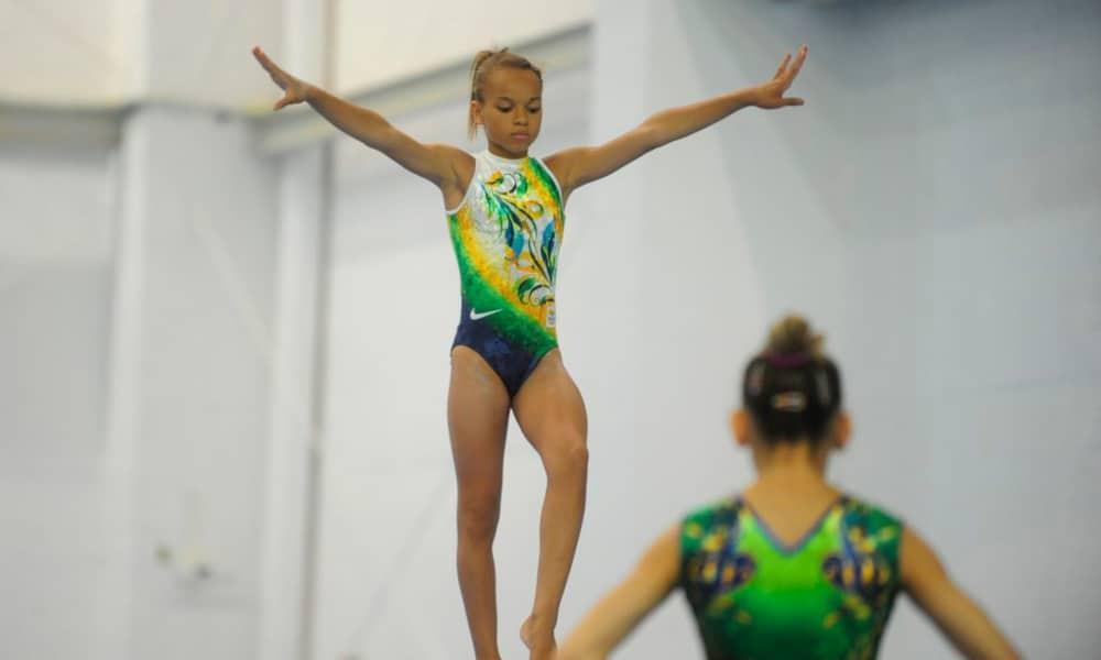 Centro de Treinamento de Ginástica Artística da seleção brasileira nos Jogos Rio-2016 (Tânia Rêgo/Agência Brasil)