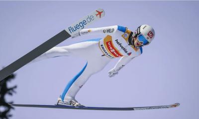 Halvor Granerud lidera Copa do Mundo de Saltos de Esqui