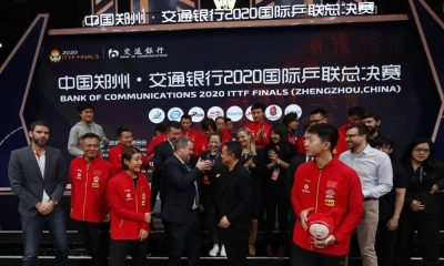 União de forças para a realização das Finais do Circuito Mundial de Tênis de Mesa