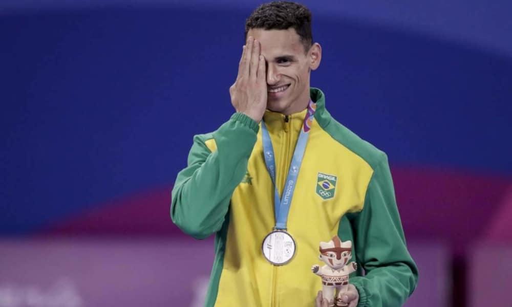 Destaque em abril, Ícaro Miguel é mais um dos atletas brasileiros com feitos relevantes em 2020  (Marcos Limonti/Uaifoto)