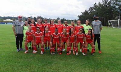 Internacional - Ferroviária - Brasileiro Feminino Sub-16