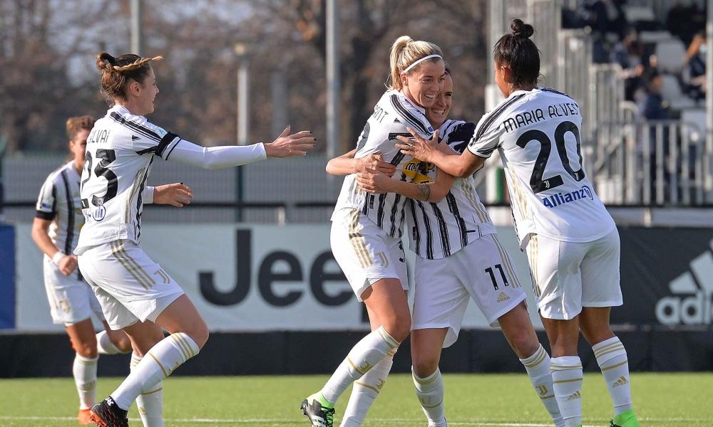 Juventus - Maria Alves - Roma - Andressa Alves