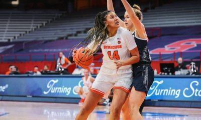 Kamilla Cardoso Syracuse University convocação para a américup de basquete feminino