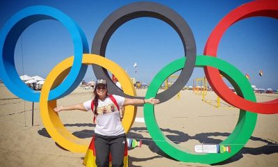 Tóquio 2020 - vôlei de praia