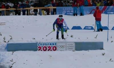 Manex Silva é um dos principais atletas da CBDN no esqui cross country