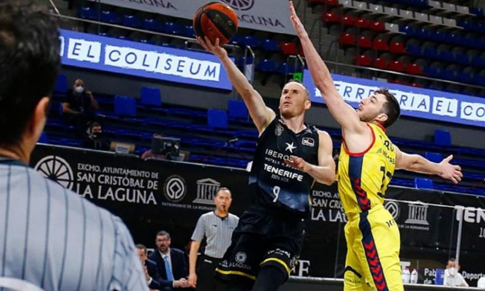 Marcelinho Huertas Iberostar Tenerife Liga ACB