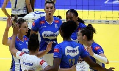 Minas e Sesc RJ Flamengo - Superliga feminina