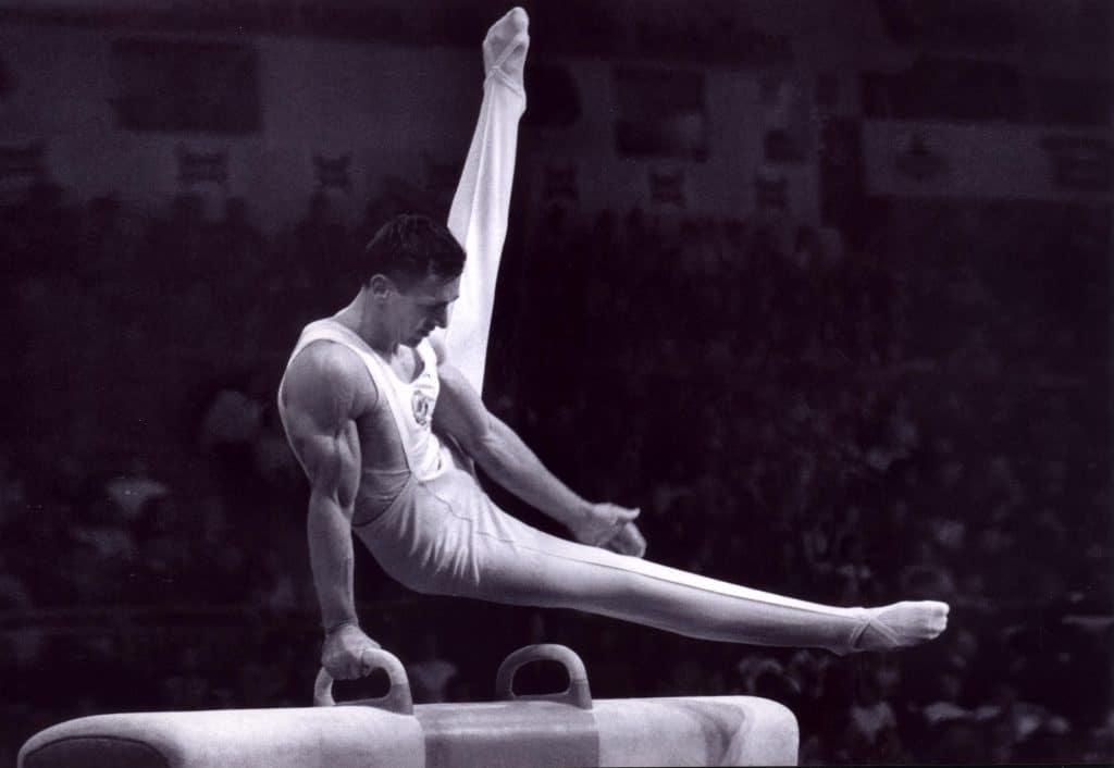 Miroslav Cerar história do cavalo com alças nos jogos olímpicos