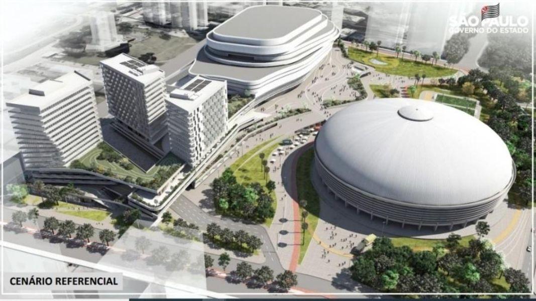 Complexo do Ibirapuera privatização